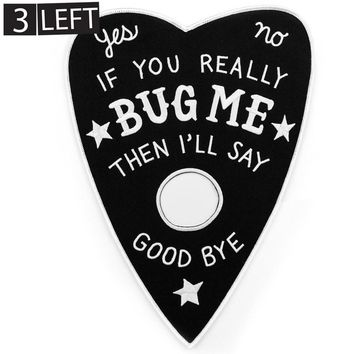 If you really bug me back patch