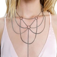 Ethereal Collar Necklace