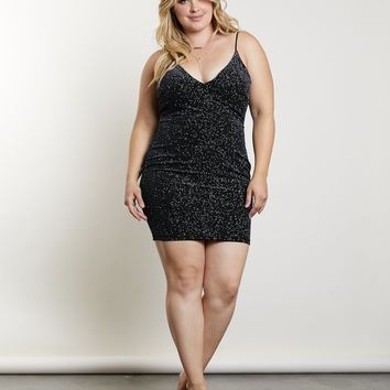 Plus Size Evening Star Dress