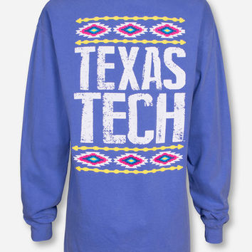 California Southwest Long Sleeve - Texas Tech