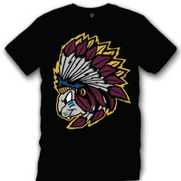 The Fresh I Am Clothing Warrior Bugs Bordeaux 7's Tee
