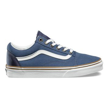 Vans Old Skool(Sunfaded)Vintage Indigo