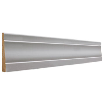 Shop EverTrue 3.5-in x 16-ft Interior Pine Primed Finger Joint Window and Door Casing at Lowes.com