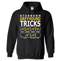 Stubborn Greyhound Tricks - Heavy Blend™ Hooded Sweatshirt