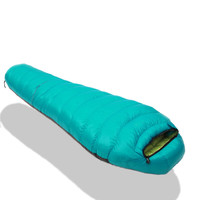 The new ultra-light camping down sleeping bag can be spliced filling 400g/600g/800g/1000g white goose down sleeping bag