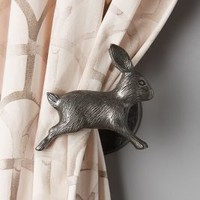 Curious Rabbit Tieback by Anthropologie