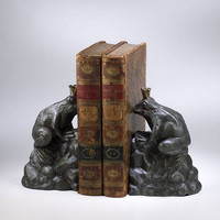 Cyan Design King Frog Bookends 2pcs. - 01527