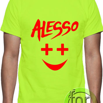 Alesso, T-shirt design, unique design, all sizes. great gift