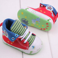 Choice of Cartoon Baby Infant Shoes