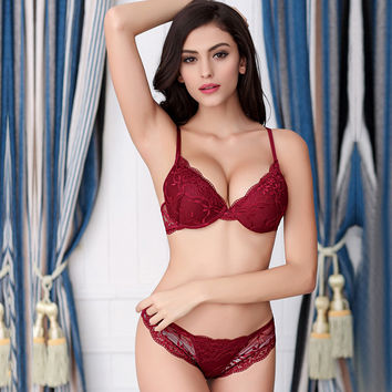 f72f44aba2 Bra Set Summer Sexy Lace Transparent from Dear Lover
