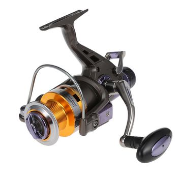 BOYANG KS Series 9 + 1 Ball Bearing Spinning Fishing Reel Full Metal Wre Cup Fishing Reel Durable and Practical Fishing Reel