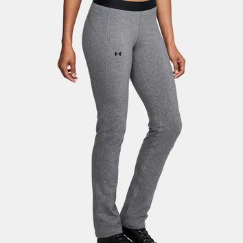 Women's UA Favorite Straight Leg Pants | Under Armour US