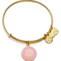 Alex and Ani Spiral Sun Bangle, Charity by Design Collection | Bloomingdales's