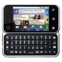 Motorola Backflip MB300 Unlocked Cell Phone for GSM Compatible - Black