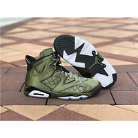 Air Jordan 6 tarmac Basketball Shoes 40-47