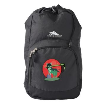 Grim Reaper Puppy High Sierra Backpack