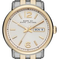 Men's MARC BY MARC JACOBS 'Fergus' Round Bracelet Watch, 42mm