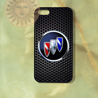 Buick Car Logo-iPhone 5 , 5s, 5c,4s, 4 case,Ipod touch 5, Samsung GS3, GS4 case - Silicone Rubber or Hard Plastic Case, Phone cove