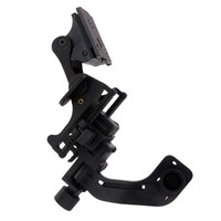Tactical Fast M88 MICH Helmet NVG Mount Kit Bracket Base for Night Vision Goggle PVS-14