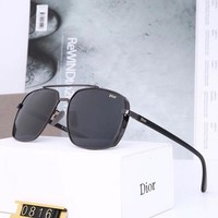 Dior Women Retro Popular Shades Eyeglasses Glasses Sunglasses
