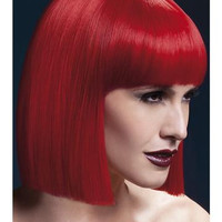 Lola Wig - Red
