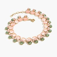 J.Crew Womens Vibrant Crystal Necklace