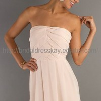 Short Pink Prom Dress Homecoming Dress Granduation Dress