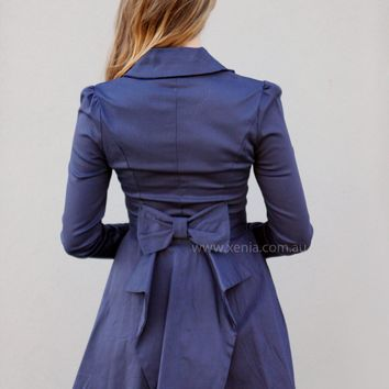 FROM PARIS WITH LOVE JACKET , DRESSES, TOPS, BOTTOMS, JACKETS & JUMPERS, ACCESSORIES, 50% OFF SALE, PRE ORDER, NEW ARRIVALS, PLAYSUIT, COLOUR, GIFT VOUCHER,,Blue,LONG SLEEVES Australia, Queensland, Brisbane