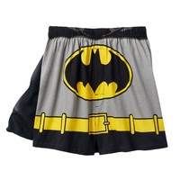 Batman Boxers with Cape