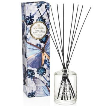 HOME AMBIENCE DIFFUSER - APPLE & BLUE CLOVER