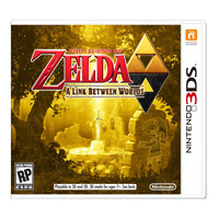 The Legend of Zelda: A Link Between Worlds Nintendo 3DS Game