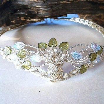 Tree of Life Tiara Elven Circlet Headdress
