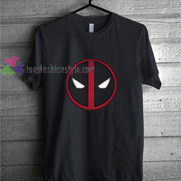 Deadpool Logo t shirt gift tees unisex adult cool tee shirts buy cheap