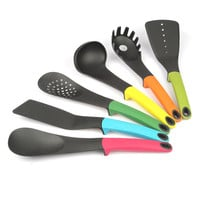 Multi-color Kitchen Ladle Set