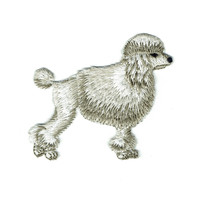 Purebred Poodle Patch