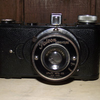 Falcon Miniature Film Camera Vintage