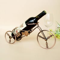 Bottle wine rack.Suit for home and office.Put the wine in right place = 4486935876
