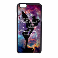 Tinkerbell Quote iPhone 6 Case
