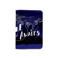 Adventure Passport Holder Customized Passport Covers Passport Wallet_Emerishop (PPLA37)