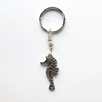 Seahorse Keychain by Wave of Life