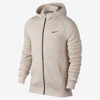 The Nike Range Sweater Full-Zip Men's Golf Hoodie.