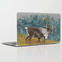 Caribou  Laptop & iPad Skin by North Star Artwork