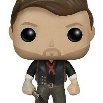Funko Pop Games: Bioshock - Booker DeWitt Vinyl Figure