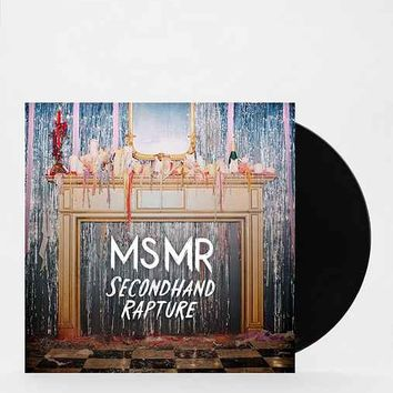 MS MR - Secondhand Rapture LP