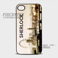 sherlock's london Plastic Cases for iPhone 4,4S, iPhone 5,5S, iPhone 5C, iPhone 6, iPhone 6 Plus, iPod 4, iPod 5, Samsung Galaxy Note 3, Galaxy S3, Galaxy S4, Galaxy S5, Galaxy S6, HTC One (M7), HTC One X, BlackBerry Z10 phone case design