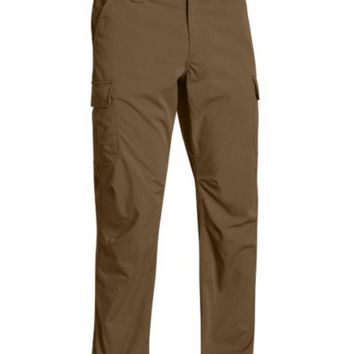 Under Armour Storm Tactical Patrol Coyote Brown Pants