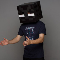 J!NX : Minecraft Enderman Head