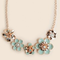 Garden Of Time Necklace In Mint