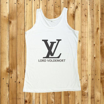 Lord Voldemort Shirt Tank Top T Shirt Women T-Shirt