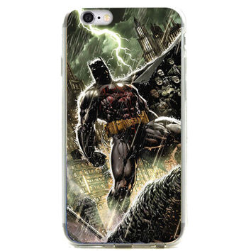 "Batman - Dark Knight TPU Case for Iphone 6/6s PLUS (5.5"")"